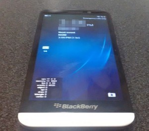 Blackberry A10 (Aristo)