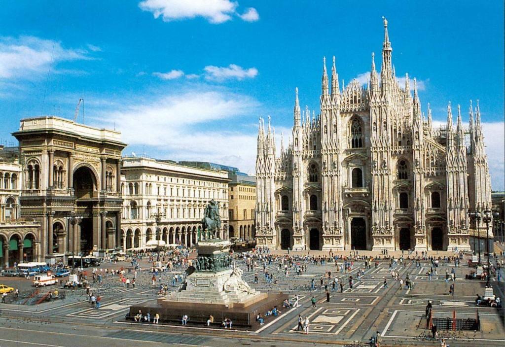 Ce vizitam la Milano?