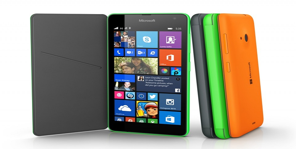 Cele mai cool huse pentru Nokia Lumia 535