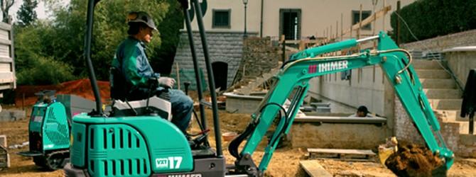 Excavatoare comercializate de firma Italia Star