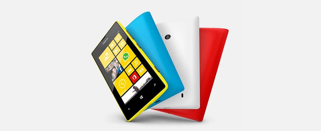 Despre Nokia Lumia 520