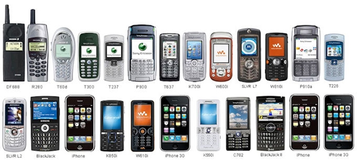 Istoria telefoanelor mobile
