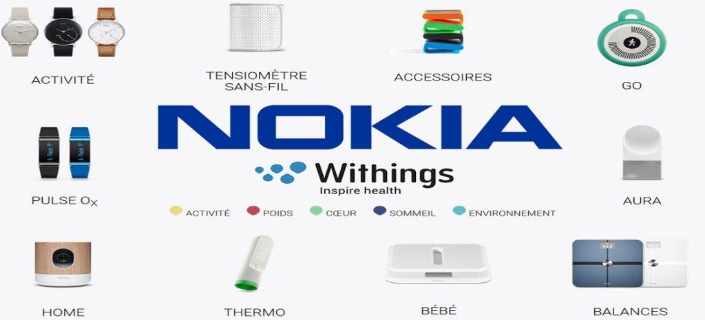 Nokia a cumparat Withings pentru a concura Apple HealthKit