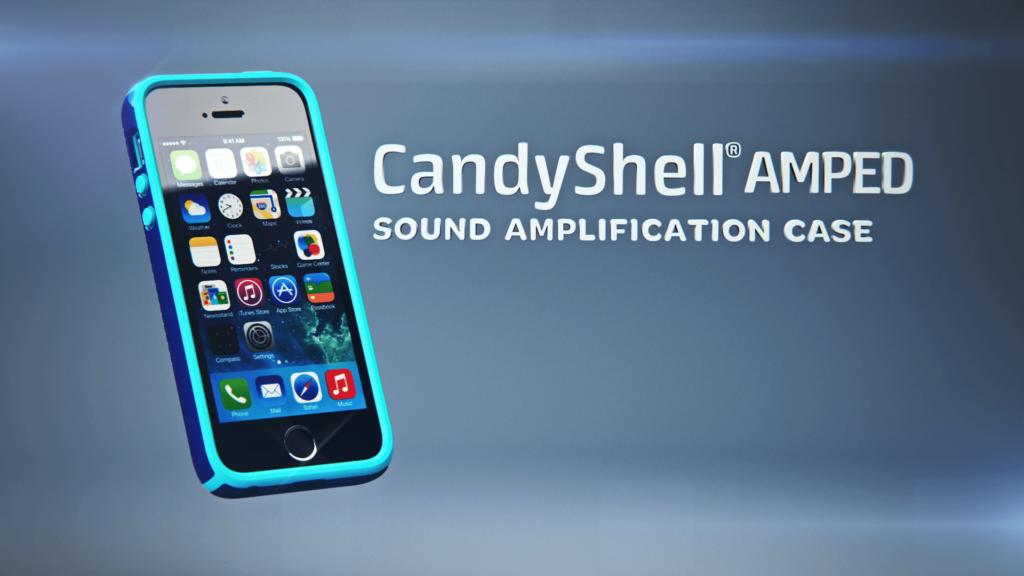 Husa pentru iPhone Speck CandyShell Amped