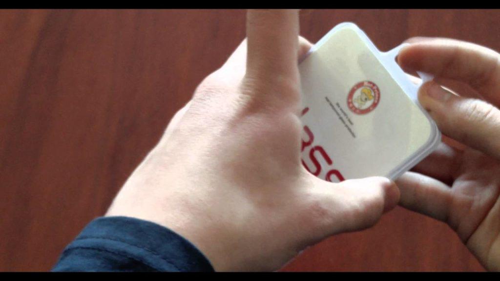 Geamul de protectie pentru iPhone 6 : HAT-PRINCE Tempered