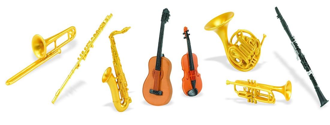 Intretinerea instrumentelor muzicale