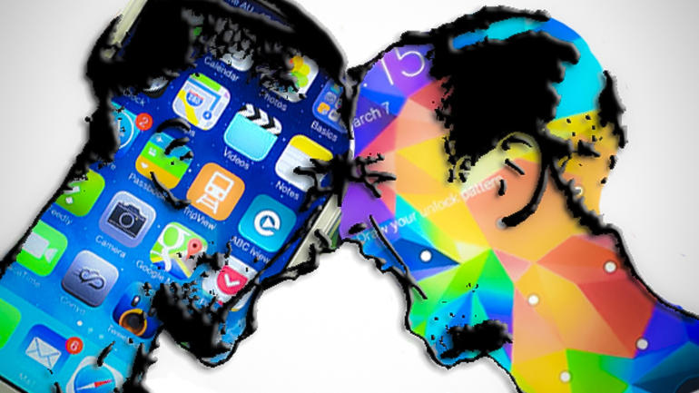 Ce sa alegem: Samsung vs Apple?
