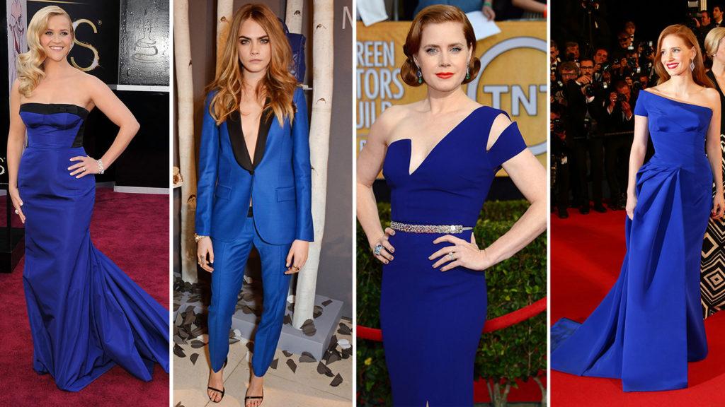 Cum purtam rochiile albastre si elegante?