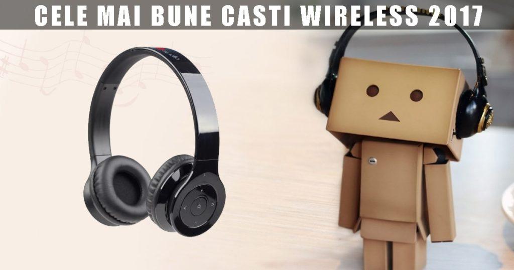 Care sunt cele mai apreciate casti wireless?