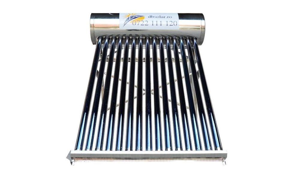 Panouri presurizate cu boiler inox