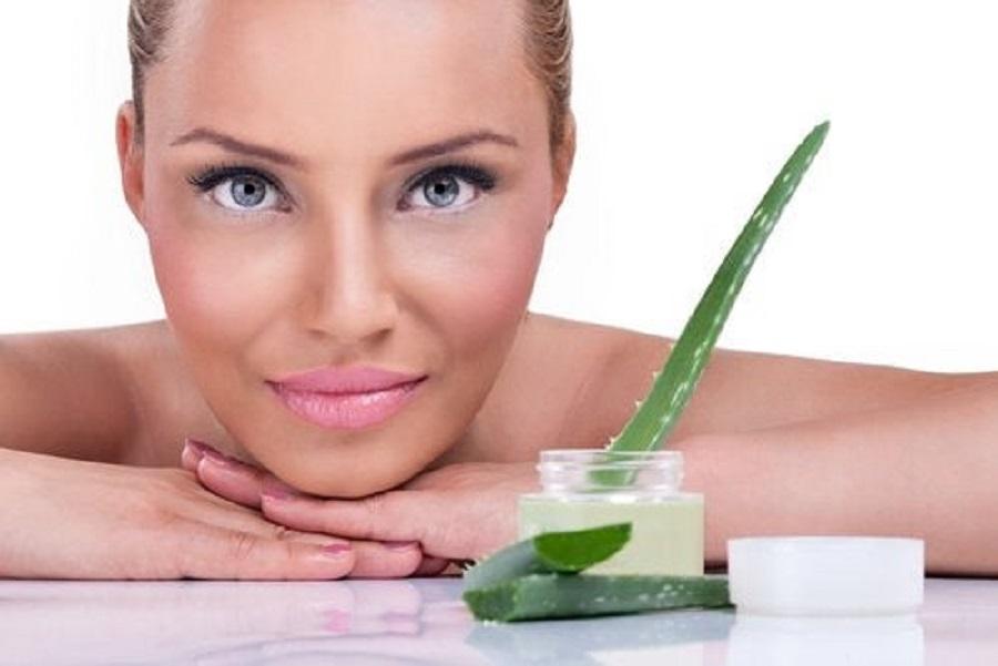 Beneficiile gelului de aloe vera pentru ten