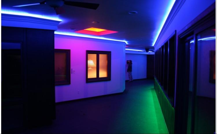 Unde poti sa instalezi o banda LED impermeabila?